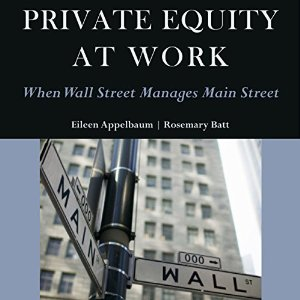 Private Equity at Work